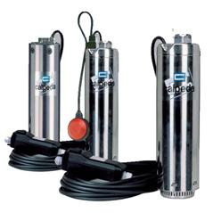 ตัวแทนจำหน่ายเครื่องสูบน้ำ ปั๊มน้ำบาดาล CALPEDA รุ่น MXS (Multi-Stage Submersible Clean Water Pumps) ในประเทศไทย