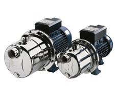 ตัวแทนจำหน่ายปั้มน้ำ-เครื่องสูบน้ำ EBARA JESX-JEX (Self priming 'JET' pumps in AISI 304) โดย MOVE ENGINEERING