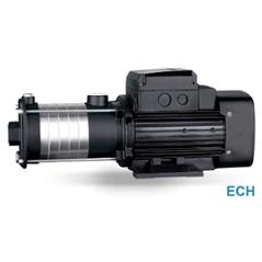 ร้านขาย-ตัวแทนจำหน่ายเครื่องสูบน้ำ-ปั๊มน้ำหอยโข่ง สแตนเลส ชนิดหลายใบพัดแนวนอน LEO ECH / ECHS Horizontal Multistage Stainless Steel Centrifugal Pumps