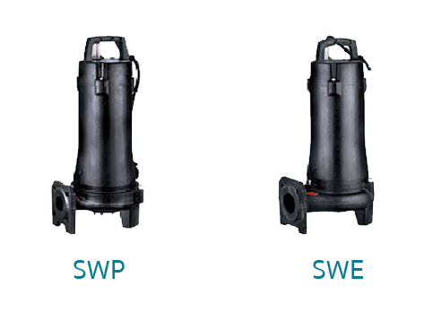 ตัวแทนจำหน่าย ร้านขายปลีก-ส่งเครื่องสูบน้ำ-ปั๊มจุ่มดูดน้ำเสีย LEO SWP, SWE (LEO Submersible Sewage Pump) ในประเทศไทย