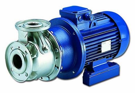 ปั้มน้ำหอยโข่งใบพัดเดียว LOWARA รุ่น SH (Single stage pump - Centrifugal pumps) โดย MOVE ENGINEERING